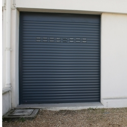 Porte de garage enroulable couleur - Easy Stores - Ile de France